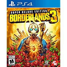Borderlands 3 Super Deluxe Edition - PlayStation 4