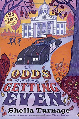 Full mo dale mysteries book series by sheila turnage the odds of getting even fandeluxe
