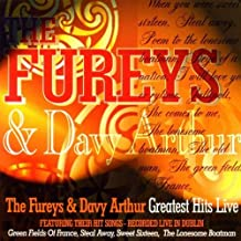 Fureys Greatest Hits Live by Fureys & Davey Arthur