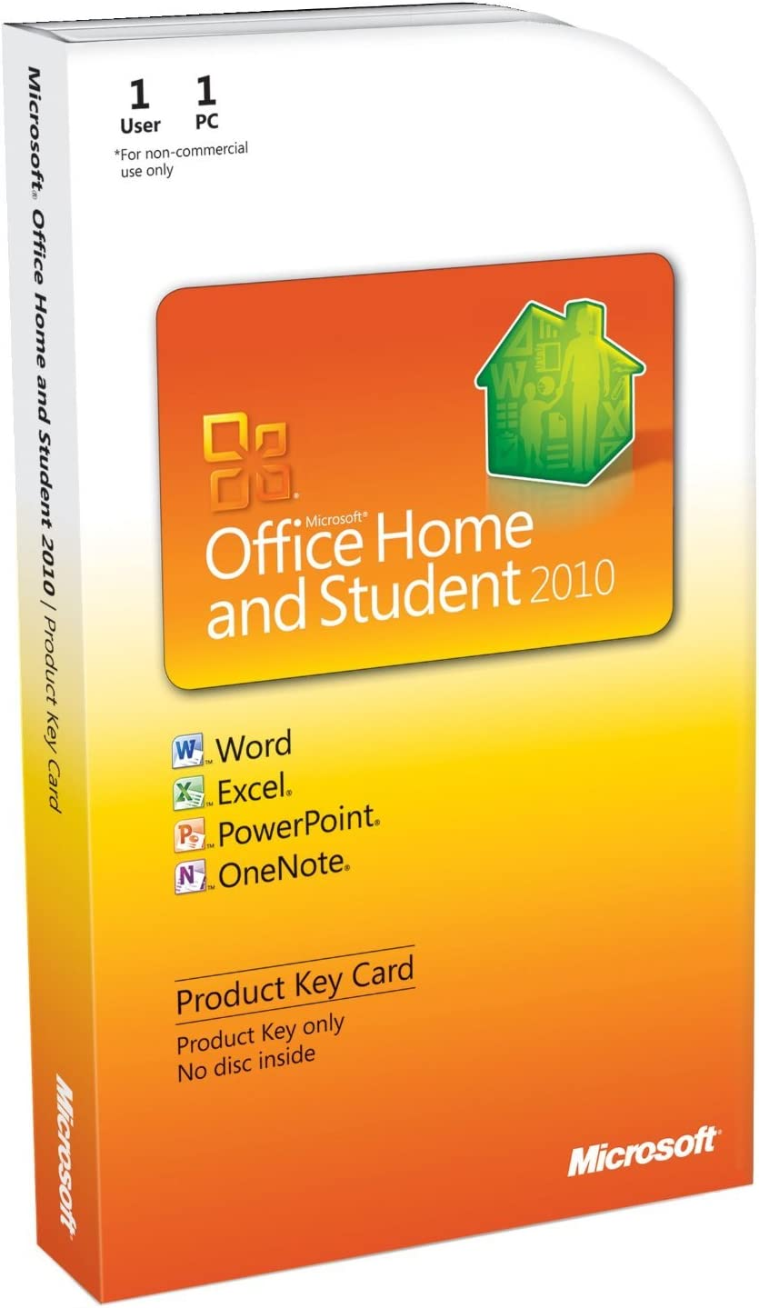 B00532UT7Y Microsoft Office Home & Student 2010 Product Key Card 6114GQc0ezL.SL1500_