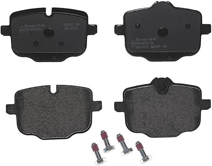 disc brake P 61 068 BREMBO Brake Pad Set