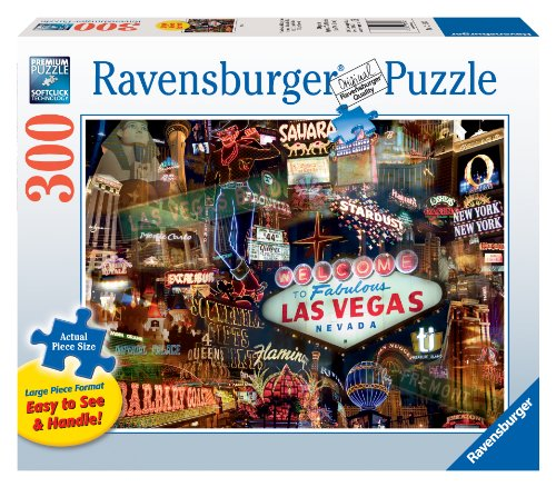 Ravensburger Vegas - 300 Pieces Large Format Puzzle
