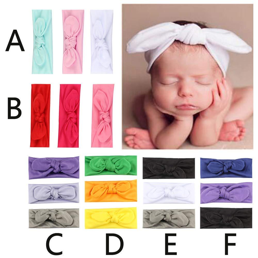 3 Pcs Bandeau Cheveux Bébé Fille Baptême Bowknot DAY8 Bandeau Bébé Fille  Naissance Cérémonie Photographie Enfant Headband élastique Fête Cadeau  Naissance ... 6af85dc0c25