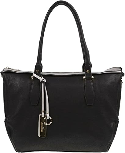 bolso negro mujer sintetico