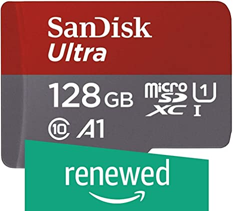 Amazon.com: Sandisk Ultra Card with Adapter (Renovado ...