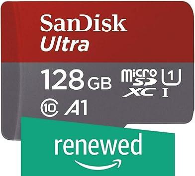 SanDisk Ultra SDSQUAR-128G-GN6MA: Amazon.es: Electrónica