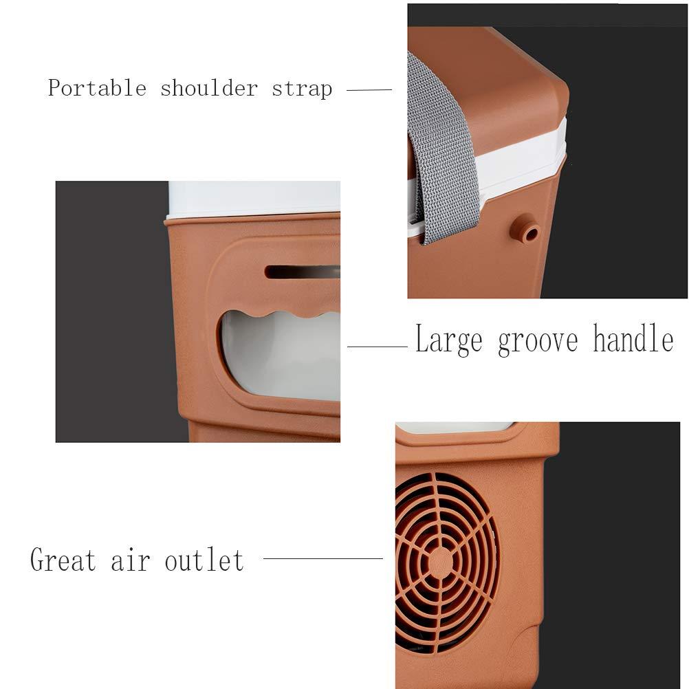 Nevera del Coche 8l, Refrigerador Y Calentador, Refrigerador para ...