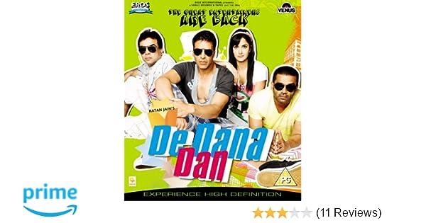 Amazon com: De Dana Dan [Blu-ray] (Comedy Hindi Film