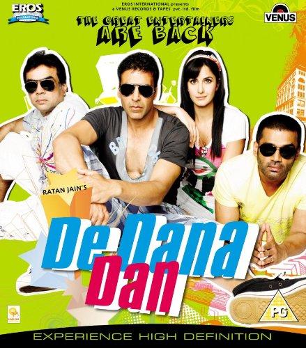 - De Dana Dan [Blu-ray] (Comedy Hindi Film / Bollywood Movie / Indian Cinema)