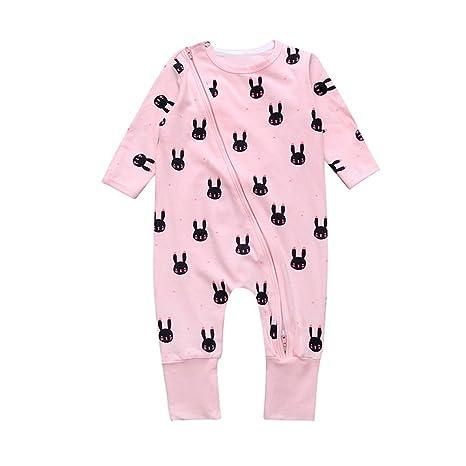 feiXIANG Black Five Cyber Monday Bebé recién Nacido Mono niño niña Imprimir Manga Larga bebé Mono