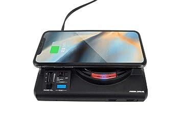 Amazon | MEGA DRIVE ワイヤレス充電器 | ゲーム