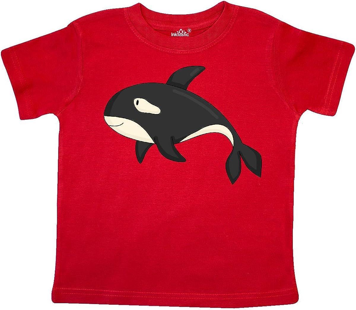 inktastic Orca Toddler T-Shirt