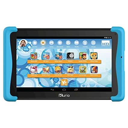 Kurio Xtreme Tablet, Blue. Best tablet kids reviews