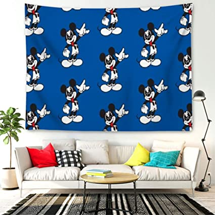 Amazon.com: DISNEY COLLECTION Mickey Mouse Wallpaper Wall ...