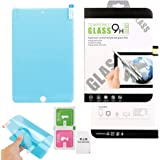 """amFilm Screen Protector for iPad 9.7"""" (2018) / iPad Pro 9.7 Inch / iPad Air / iPad Air 2, Tempered Glass Screen Protector for Apple iPad Air 2, iPad Air, New iPad 9.7 5th Gen Apple Pencil Compatible (1 Pack)"""