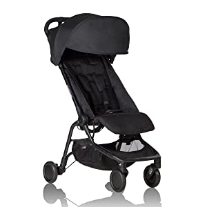 Mountain Buggy Nano V2 - Black