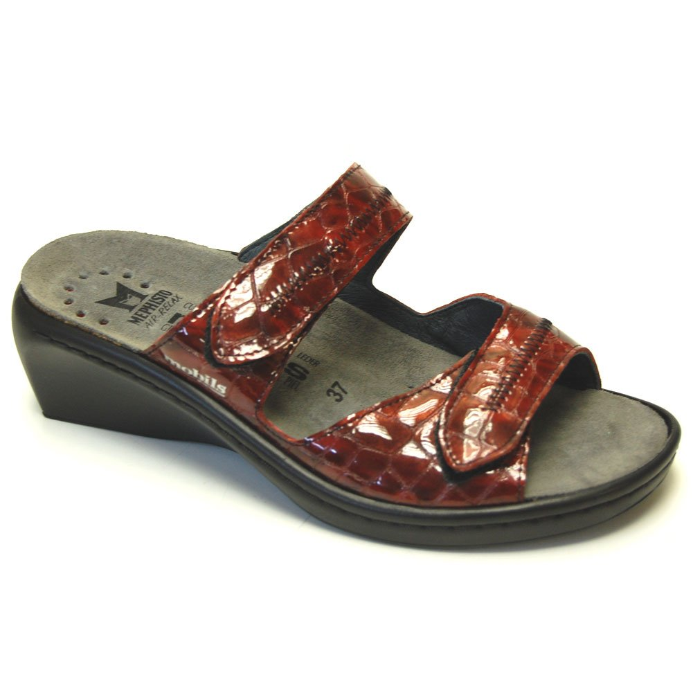 48830511f24 Mephisto Mobils Women's Ulda Sandals,Red,11 M: Amazon.ca: Shoes & Handbags