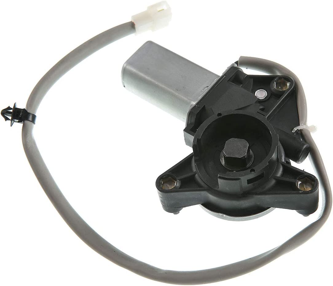 A-Premium Power Window Lift Motor Without Anti-Clip Compatible with Mazda Miata 1999-2005 Front Passenger Side