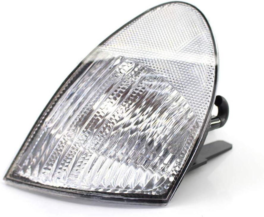 63136902765 KKmoon Lampe de Clignotant de Voiture Clignotant de Lumi/ère de Coin Droit pour B-MW 3 S/éries E46 Quatre Portes 1998-2001