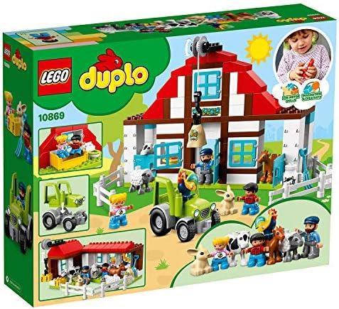 LEGO Duplo 10869 - Ausflug auf den Bauernhof, Lernspielzeug für Kinder