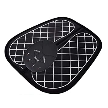 Amazon.com: EMS Foot Massage Mat, Folding Portable Electric Massage Mat,Foot  Massage Simulator for The Body, Relieve Muscle Pain, Reduce Fatigue: Beauty