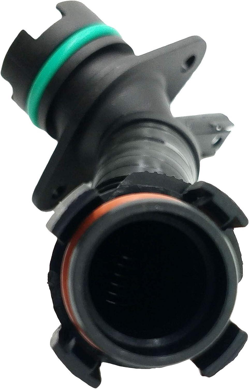 New Crankcase Vent Hose PCV Valve Hose for BMW 135i 335i 535i 640i X5 X6 N55 3.0L 11127590163