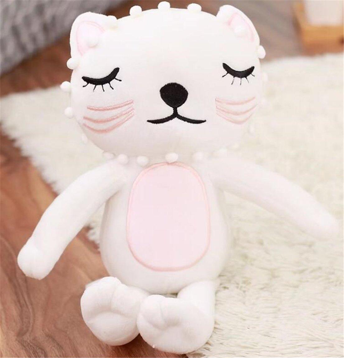 Tmrow 1pc Soft Cat Hugging Pillow Plush Stuffed Animals by Tmrow