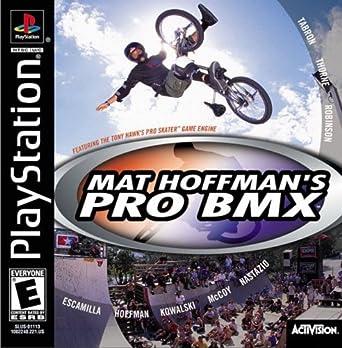 Matt Hoffman's Pro BMX: Sony Playstation: Amazon co uk: PC