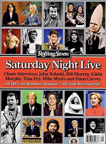 Rollingstone Saturday Night Live Special Edition April 2017