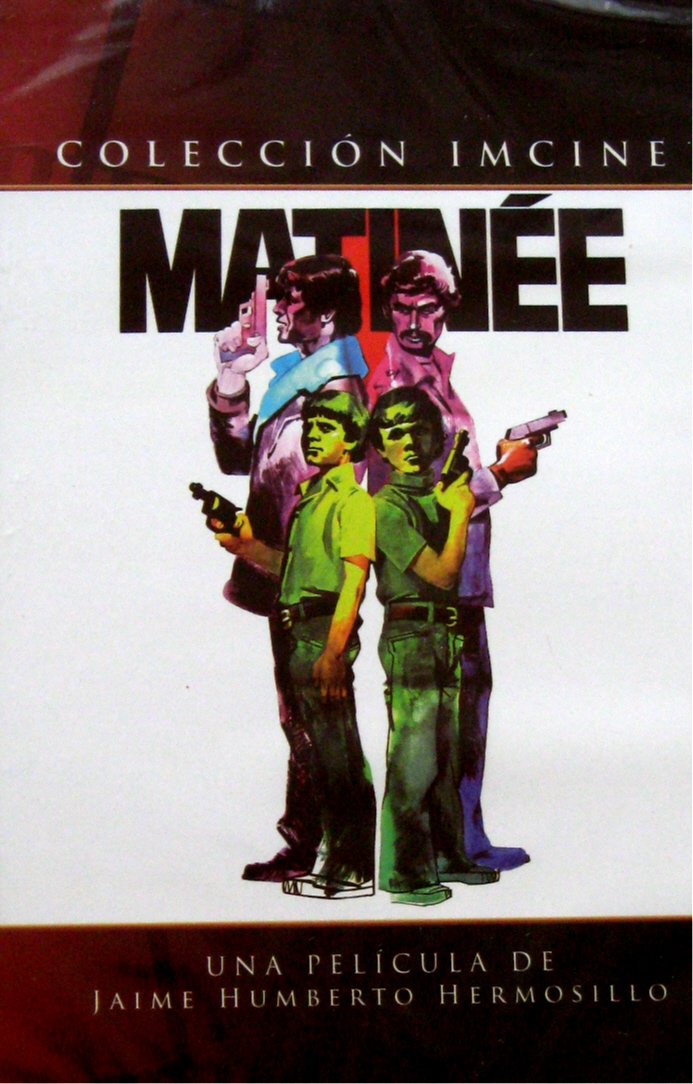 Amazon.com: Matinee [NTSC/Region 4 dvd. Import - Latin ...