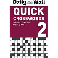 Daily Mail Quick Crosswords Volume 2 (The Daily Mail Puzzle Books)
