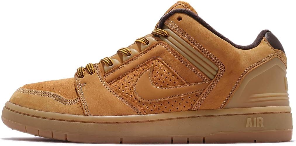 Nike SB Air Force II Low PRM, Chaussures de Skateboard Mixte