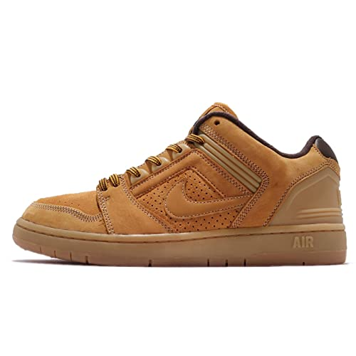 | Nike Men's SB Air Force II Low PRM, Bronze