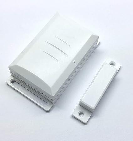 Interruptor de contacto de ventana DFM-1000con sensor magnético para receptor