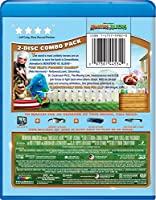 Monsters vs. Aliens (Two-Disc Blu-ray 3D/DVD Combo) from Universal Pictures Home Entertainment
