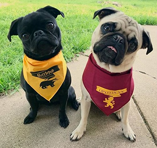 Image of HP GryffinDog Bandana (Miniature for Small Dogs Less than 20 lbs)
