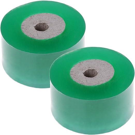 Osun - Cinta adhesiva elástica y biodegradable para jardinería, 3 ...