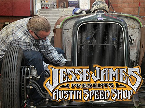 Jesse James Austin Speed Shop (Episode 3: Bomber - Shop Us