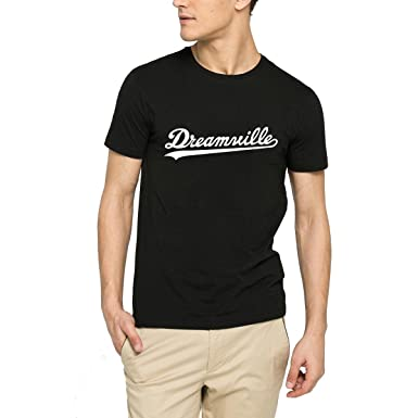e01f18d86b72 Amazon.com: Loo Show Mens Dreamville Records T-Shirt Tee: Clothing