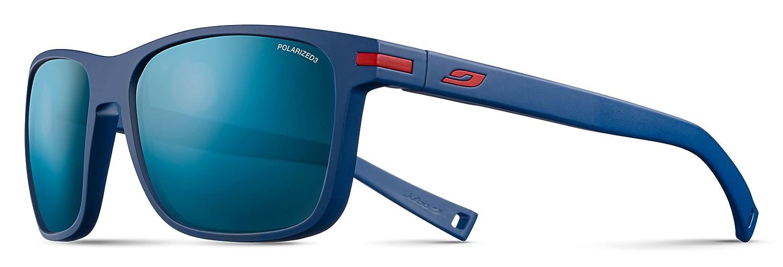 Julbo Wellington–Gafas de Sol para Hombre, Color Azul Mate