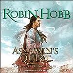 Assassin's Quest: The Farseer Trilogy, Book 3   Robin Hobb