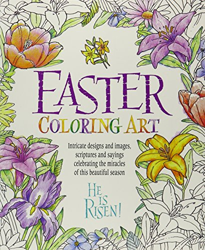 Easter Coloring Art
