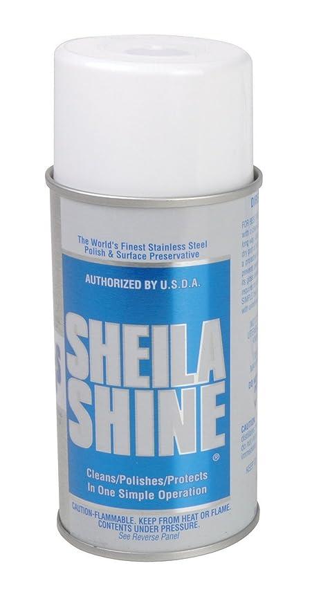 Amazon.com: BK Recursos Sheila Shine Acero Inoxidable ...