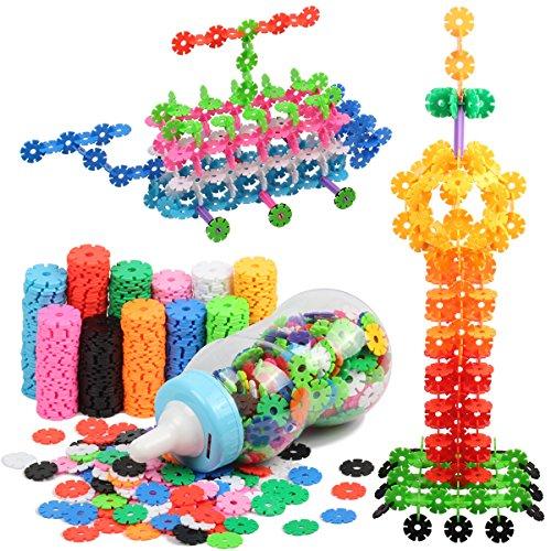 AMOSTING Building Educational Plastic Preschool product image