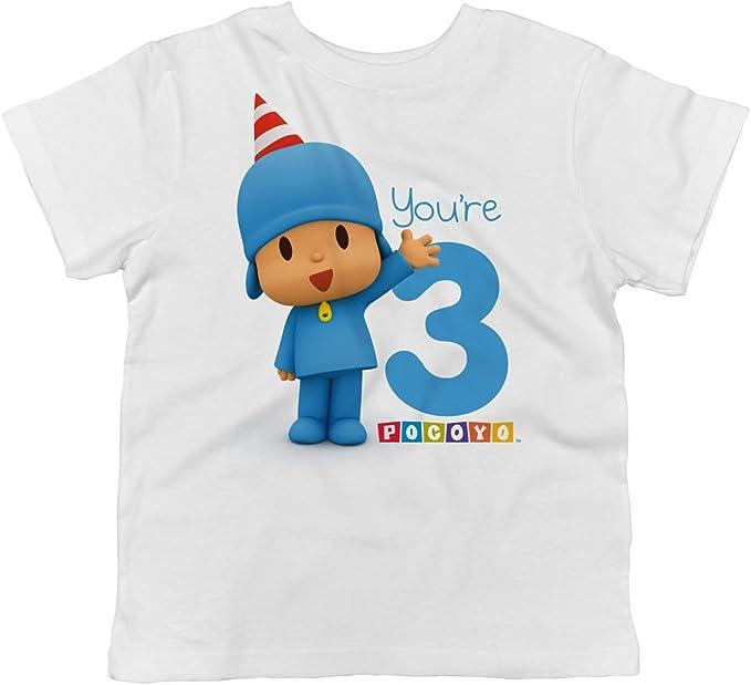 Amazon.com: Tronco Candy Pocoyo – feliz cumpleaños estás 3 ...