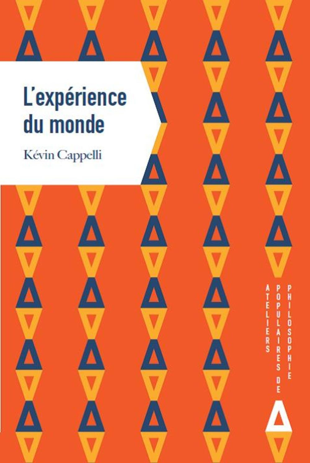L'expérience du monde : Quand transports et médias changent notre réalité:  Amazon.fr: Kévin Cappelli: Livres