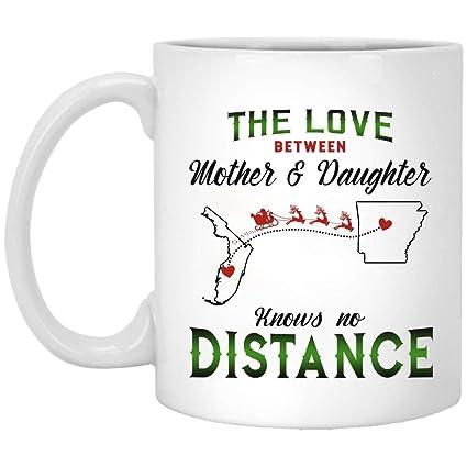 Amazon com | Christmas Mug For Long Distance Relationship