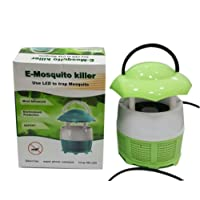 PrimeBox Electronic Mosquito Killer Machine Mosquito Lamps/Fly Killer, No Radiation/Mosquito Catching Machine (Colour May Vary)