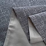 OSVINO Simple Solid Color Polyester Cotton