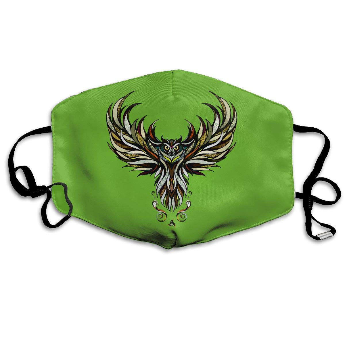 Mouth-Muffle Face Mask Unisex Eagle Adjustable Washable Anti-dust Woman Mens